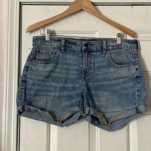 Old navy lit blue shorts